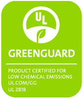 GREENGUARD certified products logo